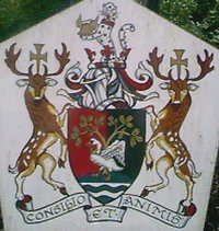Arms of South Bucks District Council