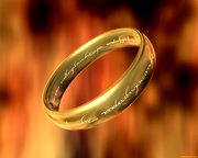 The One Ring as envisaged by Richard D. LeCour