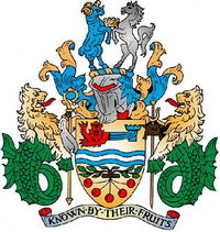 Arms of Swale Borough Council